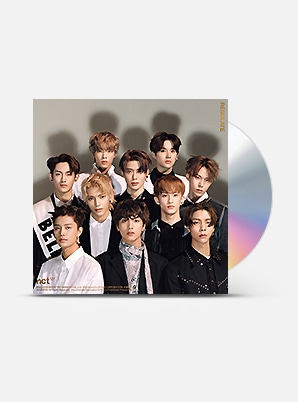 NCT 127 The 1st Album Repackage - NCT #127 Regulate(Random cover ver.)