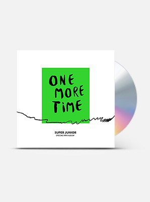 SUPER JUNIOR Special Mini Album - One More Time