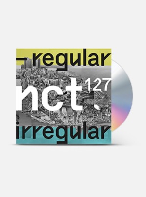 NCT 127 The 1st Album - NCT #127 Regular-Irregular