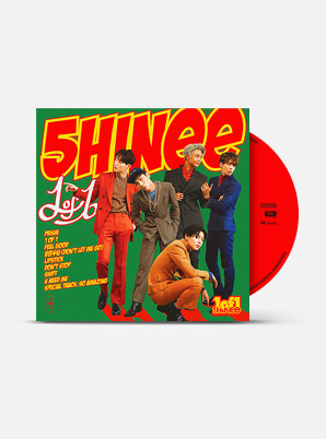 SHINee The 5th Album - 1of1