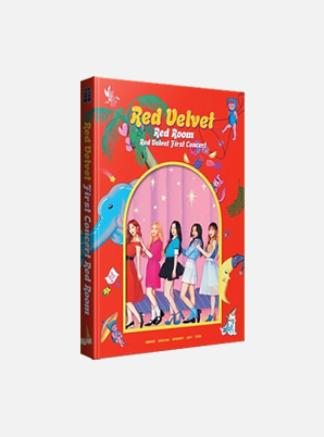 RED VELVET  FIRST CONCERT [Red Room] PHOTO BOOK