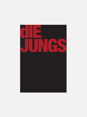 EXO  dIE JUNGS (그소년들) PHOTO BOOK + DVD