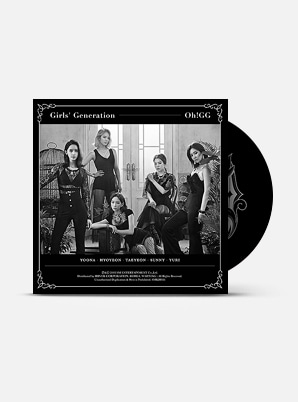 GIRLS' GENERATION-Oh!GG The 1st Single Album - 몰랐니 (Kihno Kit)
