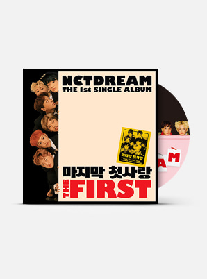 NCT DREAMThe 1st Single Album - The First