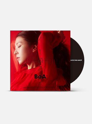 BoA The 1st Mini Album - ONE SHOT, TWO SHOT