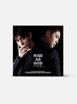 TVXQ!  Special Album - RISE AS GOD (Kihno Kit)