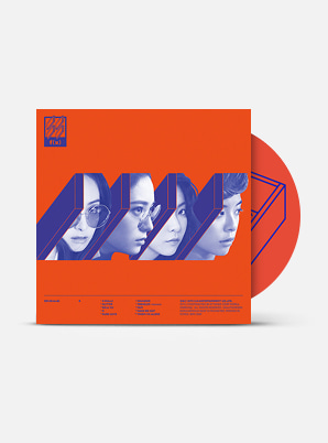 f(x)The 4th Album - 4 Walls