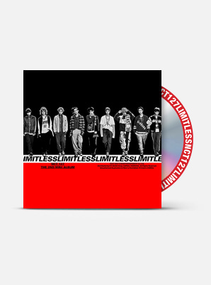 NCT 127The 2nd Mini Album - NCT#127 LIMITLESS