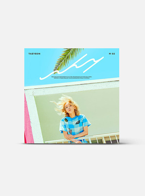 TAEYEON The 2nd Mini Album - Why (Kihno Kit)
