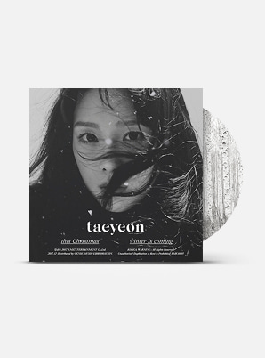 TAEYEON The Winter Album - This Christmas ? Winter is Coming