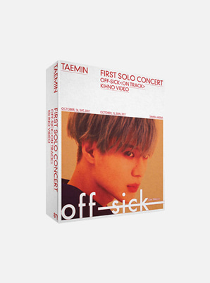 TAEMIN  TAEMIN 1st SOLO CONCERT 'OFF-SICK' Kihno Video