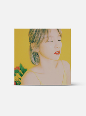 TAEYEON The 1st Album Deluxe Edition - My Voice (Kihno Kit)