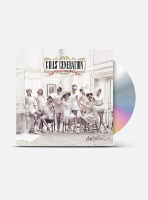 GIRLS' GENERATION The 1st Album - GIRLS' GENERATION