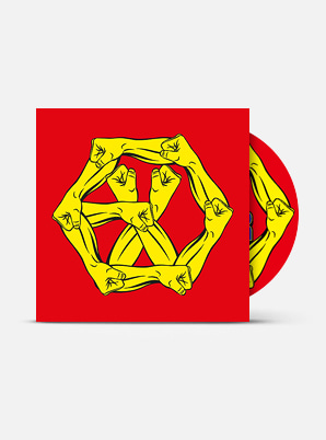 EXOThe 4th Album Repackage - The War : The Power of Music (Chn Ver.)