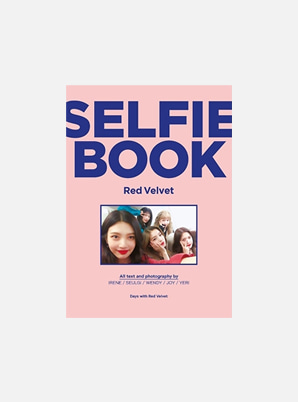 Red Velvet  RED VELVET SELFIE BOOK