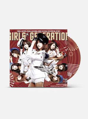 GIRLS' GENERATION The 2nd Mini Album - 소원을 말해봐 (Genie)