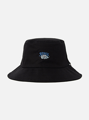 NCT 2018NCT POPUP BUCKET HAT - BLACK ON BLACK