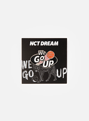 NCT DREAMBADGE - We Go Up
