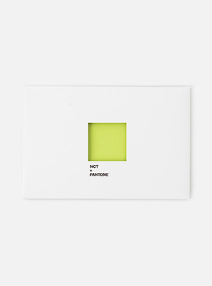 NCTSM ARTIST + PANTONE™ POST CARD