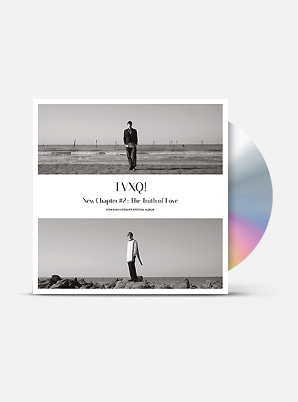 TVXQ!15th Anniversary Special Album - New Chapter #2 : The Truth of Love (Random cover ver.)