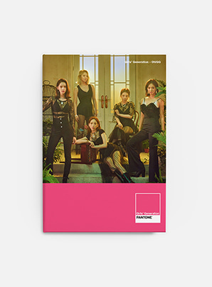 [MD &P!CK] GIRLS' GENERATION-Oh!GG  SM ARTIST + PANTONE™ PHOTO NOTE