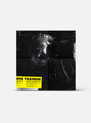 TAEMIN The 2nd Mini Album - WANT  (Kihno Kit)