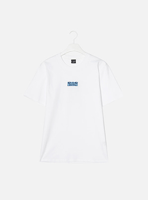 NCT 2018NCT POPUP T-SHIRT - BLACK ON BLACK