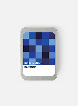 [MD &P!CK] SUPER JUNIOR  SM ARTIST + PANTONE™ CHEWING GUM