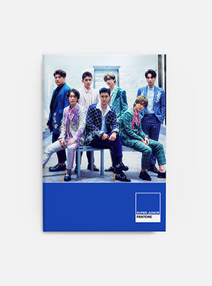 [MD &P!CK] SUPER JUNIOR  SM ARTIST + PANTONE™ PHOTO NOTE