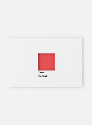 [MD &P!CK] TVXQ!  SM ARTIST + PANTONE™ POST CARD