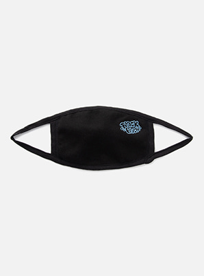 NCT 2018 NCT POPUP MASK - BLACK ON BLACK