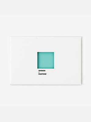 [MD &P!CK] SHINee  SM ARTIST + PANTONE™ POST CARD