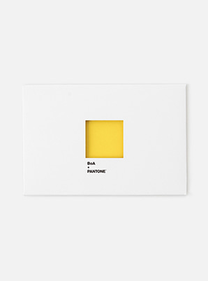 BoASM ARTIST + PANTONE™ POST CARD