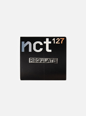 NCT 127 BADGE - Regulate