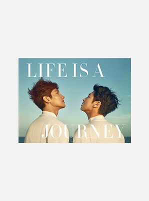 TVXQ! LIFE IS A JOURNEY PHOTO BOOK