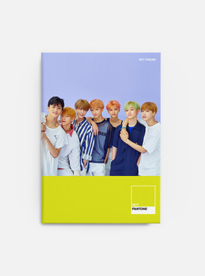 NCT DREAMSM ARTIST + PANTONE™ PHOTO NOTE