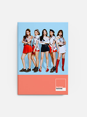 Red VelvetSM ARTIST + PANTONE™ PHOTO NOTE