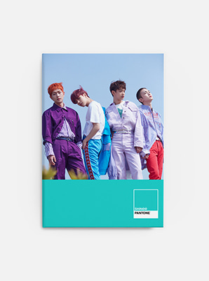 [MD &P!CK] SHINee  SM ARTIST + PANTONE™ PHOTO NOTE