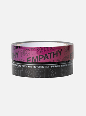 NCT 2018WIDE TAPE - EMPATHY