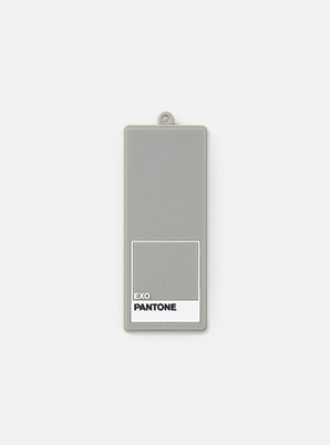 [MD &P!CK] EXO  SM ARTIST + PANTONE™ LUGGAGE NAME TAG