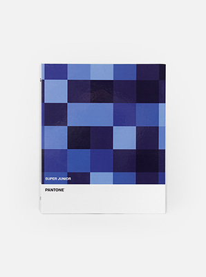 SUPER JUNIORSM ARTIST + PANTONE™ BINDER