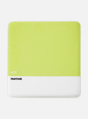 NCTSM ARTIST + PANTONE™ SITTING CUSHION