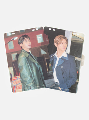TVXQ! 4x6 BINDER INDEX - The Truth of Love