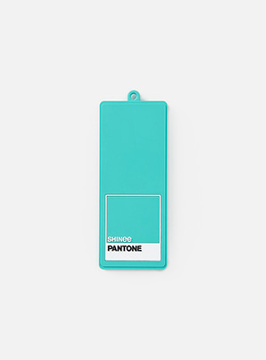 [MD &P!CK] SHINee  SM ARTIST + PANTONE™ LUGGAGE NAME TAG