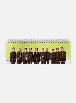 NCT 127SM ARTIST + PANTONE™  PHOTO WEEKLY PLANNER
