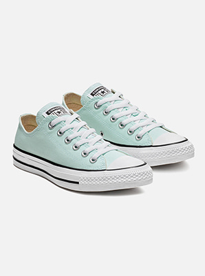 [SEULGI &P!CK] Converse  Converse Chuck Taylor All Star Seasonal Color Teal Tint