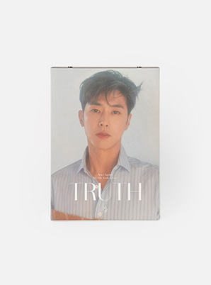 TVXQ!4x6 BINDER - The Truth of Love