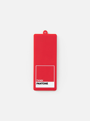 [MD &P!CK] TVXQ!  SM ARTIST + PANTONE™ LUGGAGE NAME TAG