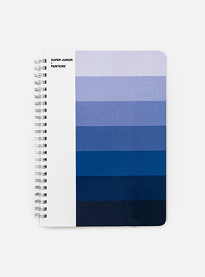 SUPER JUNIOR2019 SM ARTIST + PANTONE™ SPRING NOTE