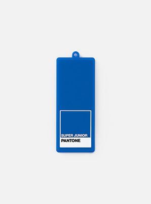[MD &P!CK] SUPER JUNIOR  SM ARTIST + PANTONE™ LUGGAGE NAME TAG